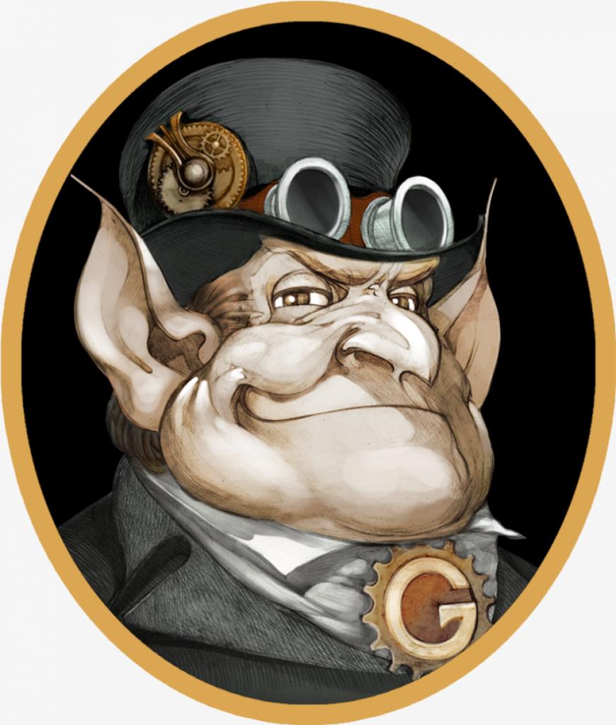 Персонаж компьютерной игры Gremlins Inc., 2015